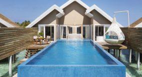 temptation pool water villas