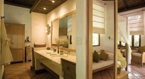 delux villa fürdőszoba