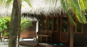 delux bungaló
