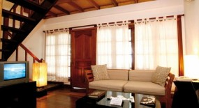 villa szoba