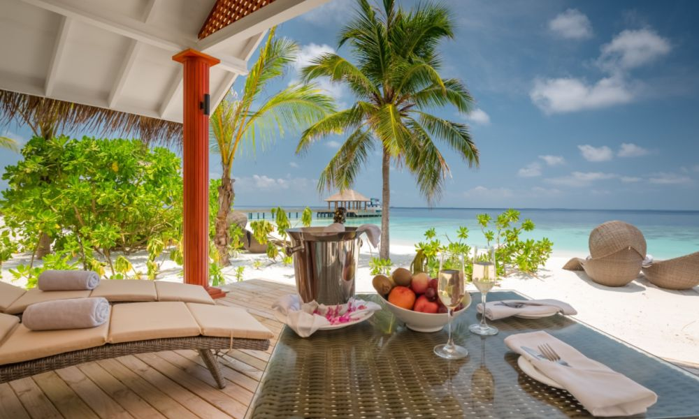 KUDAFUSHI RESORT AND SPA 5*