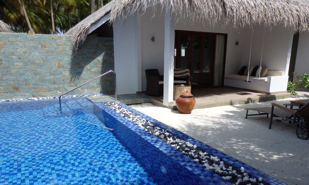 Cocoon Maldives 4-5* 2016-ban épült szálloda, elragadó stílusban!