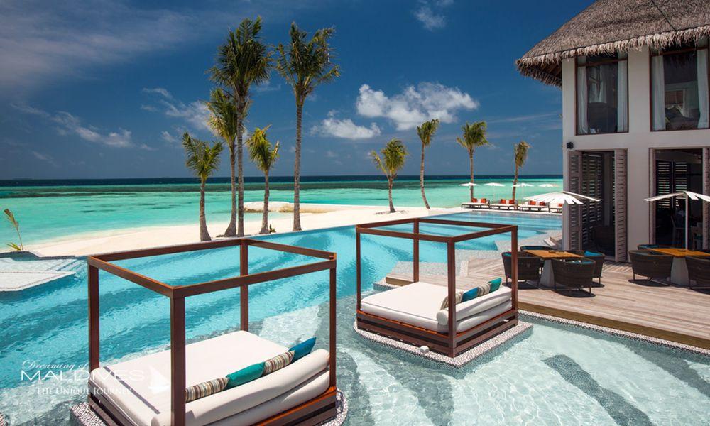 OZEN by Atmosphere at Maadhoo 5* - Egy új és modern resort