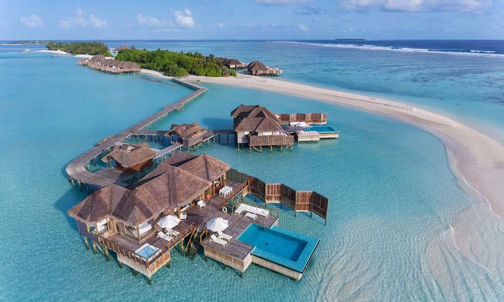 Conrad Rangali - Mitől lesz egy resort 6*-os?