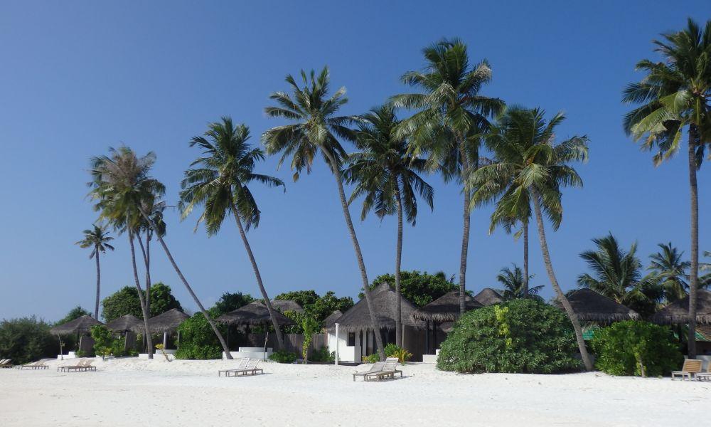 THE SUN SIYAM IRU FUSHI MALDIVES 5*