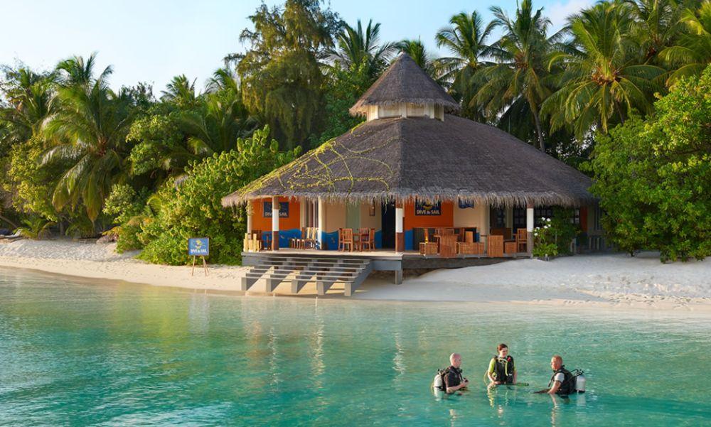 ELLAIDHOO MALDIVES CINNAMON 3.5*